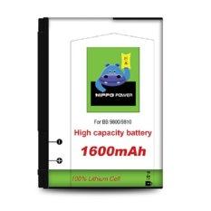 Hippo Battery for Blackberry Torch 1 - BB 9800 - 1600 mAh