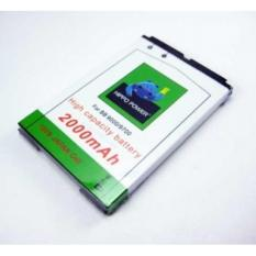 Hippo Battery J-M1 Blackberry Dakota/Monza/Montana [2000 mAh]IDR149000. Rp 149.000