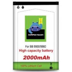 Hippo Blackberry Battery Jm1 2000Mah Hippo Diskon 40