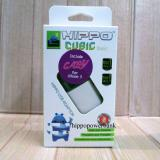 Harga Hippo Cubic Caby Lightning Charger Iphone 5 5S Original Baru