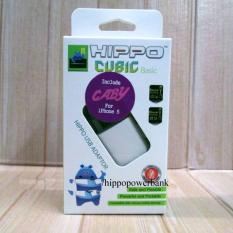 Hippo Cubic Caby Lightning Charger Iphone 5 5S Original Hippo Diskon 50