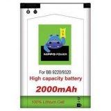 Beli Hippo Original Battery Blackberry Davis Amstrong 9220 9320 2000 Mah Putih Murah Di Dki Jakarta