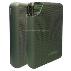 Spesifikasi Hippo Power Bank Bronz X 10 000Mah Real Capacity Grey Murah Berkualitas