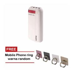 Beli Hippo Power Bank Gems 24000Mah Merah Iring Mobile Phone Indonesia