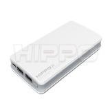 Jual Hippo Power Bank Slick 10000 Mah Putih Original