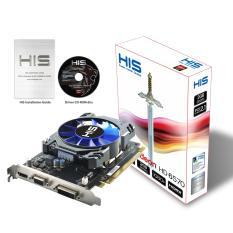 Harga His Hd 6570 Vga Card 2Gb Ddr5 128Bit Fan His Ori