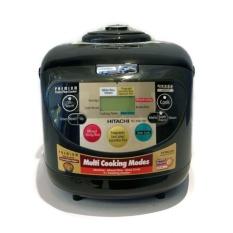 Harga Hitachi Rice Cooker Digital Rz D 10 Vfy 1 Liter Hitam Seken