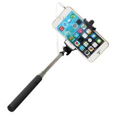 HKS Bisa Dijepret Sendiri Tripod Monopod Stick untuk Smartphone Hitam
