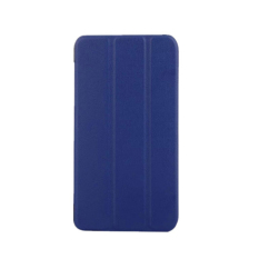 HKS Luxury Leather Stand Cover for Acer Iconia Talk S (New Blue) - intl