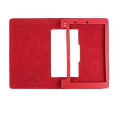 HKS Magnetic Flip Leather Cover Case for Lenovo Yoga 8 Tablet (Red) - intl