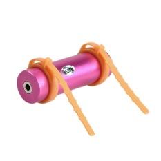 HKS Waterproof USB Plug Musik MP3 Player untuk Berenang Menyelam Air Olahraga FM 4 GB (Ungu)