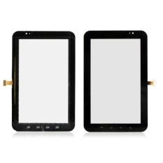 HLL untuk Samsung Galaxy Tab P1000/P1010 Layar Sentuh Hitam Digitizersensor Tablet PC Panel Kaca Alat Gratis Bingkai Perekat -Intl