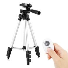 HM3110A Kamera Kamera Perekam Fleksibel Kepala Tiga Arah Tripod dengan Bluetooth 4.0 Jarak Jauh Pengendali-Internasional