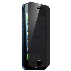 Jual Beli Hmc Apple Iphone 5S 5 Tempered Glass Privacy Anti Spy Screen Protector