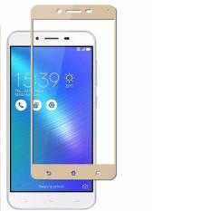 Jual Cepat Hmc Asus Zenfone 3 Max 5 5 Zc553Kl 2 5D Full Screen Tempered Glass Lis Gold