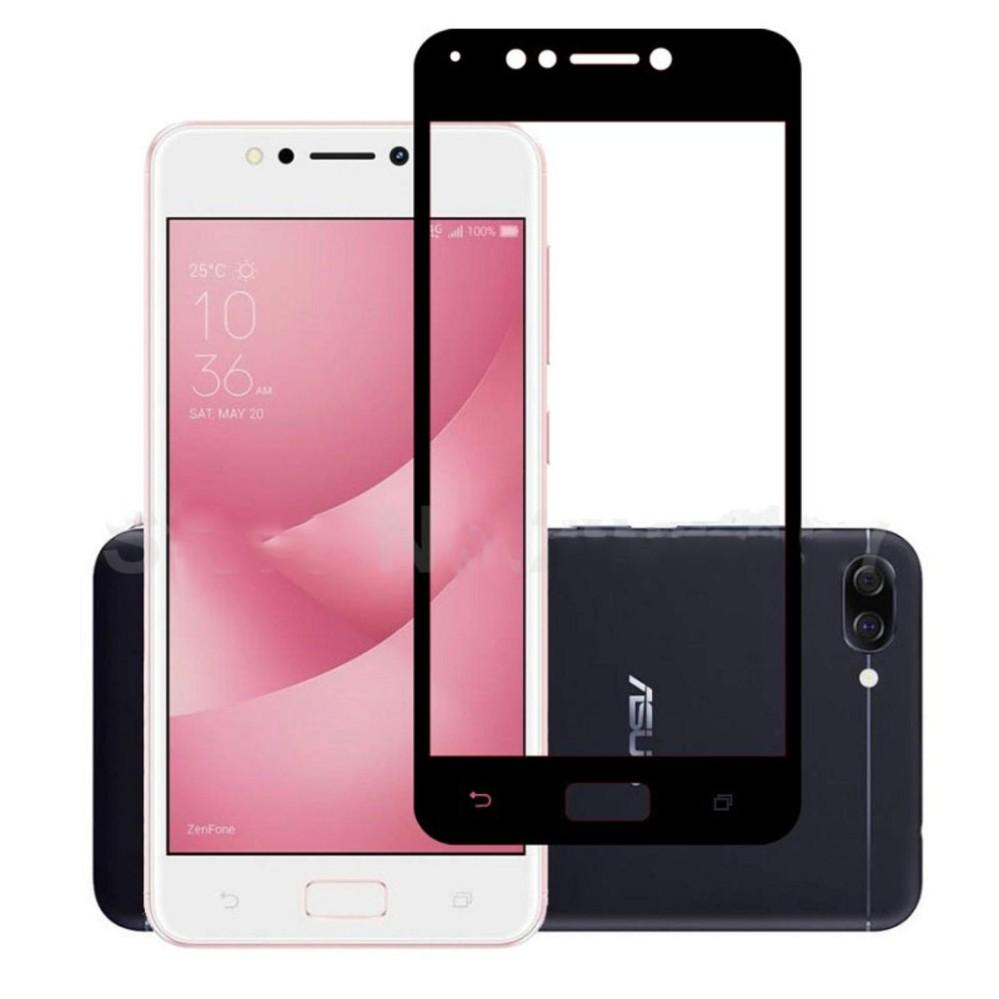 HMC Asus Zenfone 4 Max - 5.2 inch / ZC520KL - 2.5D Full Screen Tempered