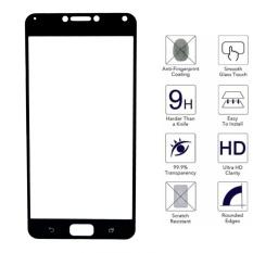 HMC Asus Zenfone 4 Max Pro / ZC554KL Tempered Glass - 2.5D Full Screen - Lis Hitam