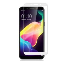 Beli Hmc Oppo F5 6 Inch 2 5D Full Screen Tempered Glass Lis Putih Online Murah