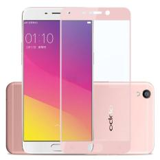 Promo Toko Hmc Oppo Neo 9 A37 2 5D Full Screen Tempered Glass Lis Rose Gold