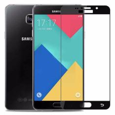 Tips Beli Hmc Samsung Galaxy A7 2016 A710 5 5 Full Screen Tempered Glass Lis Black