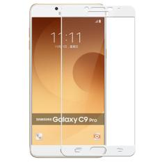 Situs Review Hmc Samsung Galaxy C9 Pro 2 5D Full Screen Tempered Glass Lis Putih
