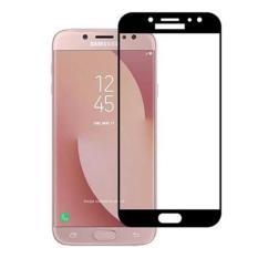 Jual Hmc Samsung Galaxy J3 Pro 2017 J330 2 5D Full Screen Tempered Glass Lis Hitam Hmc Ori