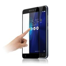 HMC Screen Protector For Asus Zenfone 3 5.2inch ZE520KL Full Screen 0.3mm Tempered Glass List Warna - Hitam
