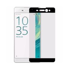 Spesifikasi Hmc Sony Xperia Xa Ultra 2 5D Full Screen Tempered Glass Lis Black Beserta Harganya