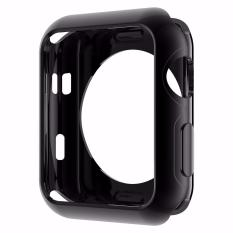 Hoco Electroplating TPU Case for Apple Watch 42mm  - Hitam