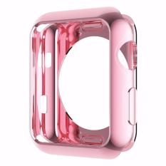 Hoco Electroplating TPU Case for Apple Watch 42mm - Rose Gold