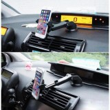 Jual Holder Hp Mobil Robot Ch03 Car Holder Vivan Dashboad Holder Gps Baru