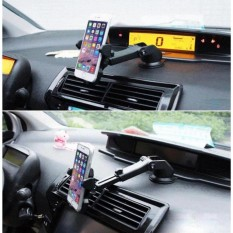 Beli Holder Hp Mobil Robot Ch03 Car Holder Vivan Dashboad Holder Gps Di Indonesia