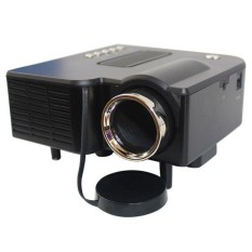 Jual Home Theater Proyektor Micro Av Led Mini Video Multimedia Player Uc28 Hdmi Grosir