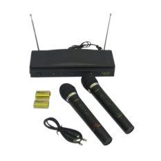 Homic Mic Double Wireless Hm 306 Homic Diskon 30