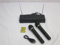 Homic Microphone / Mic Double Wireless HM-306