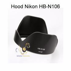 Hood Nikon Hb-N106 For 18-55mm Af-P & 18-55mm F/3.5-5.6g Vr Af-P Dx