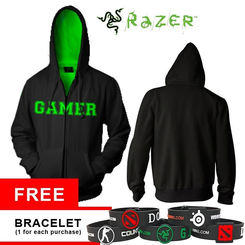 Toko Hoodie Razer Gamer Termurah Dki Jakarta