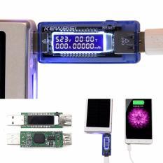 Jual Hot 3 In 1 Battery Voltage Tester Usb Saat Ini Dokter Charger Detector Mobile Power Current Tegangan Meter Branded Original