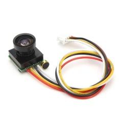 Penjualan Terlaris 600TVL 1/4 1.8 Mm CMOS FPV 170 Gelar Lensa Sudut Lebar Kamera PAL/NTSC 3.7-5 V- internasional