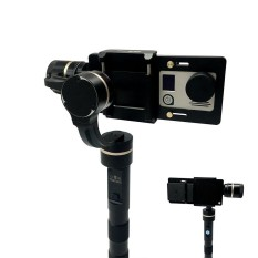 Beli Hot Sale Camera For Dji Osmo Gimbal Zhiyun Gopro 5 4 3 Handheld Adapter Switch Mount Durable Intl Oem Asli