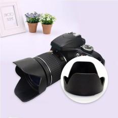 Seksi Penjualan Kamera Lensa Tudung Lensa Perlindungan Plastik untuk Nikon D3300 D5500 18-55 Mm Kamera-Internasional