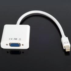 Beli Panas Penjualan Mini Displayport Vga Kabel Konverter Adaptor Yang Betina For Macbook Online Murah