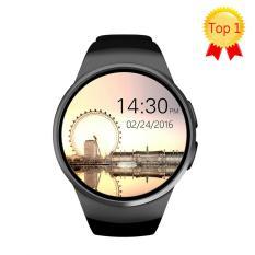 Toko Hot Penjualan Kw18 Bluetooth Jam Tangan Pintar Denyut Jantung Jam Tangan Pintar Full Screen Penopang Sim Tf Kartu Smartwatch Phone Untuk Ios Dan Android Ios Hitam Intl Terlengkap Di Tiongkok