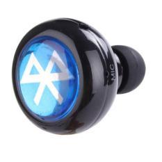 Hot Penjualan Mini A Nirkabel 4 1 Bluetooth Earphone Bebas Genggam Stereo Headset Dengan Kebisingan Pembatalan Mic Penopang Windows Ios Android Sistem Hitam Intl Diskon Tiongkok