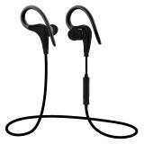 Model Hot Penjualan Xt 1 Nirkabel Bluetooth 4 1 Headset Olahraga Stereo Earphone Dengan Mic Hitam Terbaru