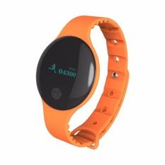 Harga Hot Jual Hiperdeal H8 Bluetooth Smart Kebugaran Sehat Gelang Langkah Sport Tidur Tracker Multi Bahasa Bluetooth Jam Tangan Intl Origin
