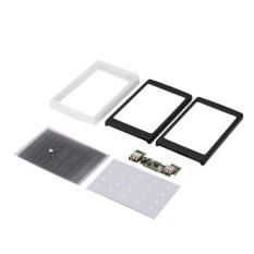 Hot Jual Aksesoris Teknologi 5 V Dual USB LED PCBA Papan Sirkuit Panel Tenaga Surya untuk 18650 Baterai-Intl