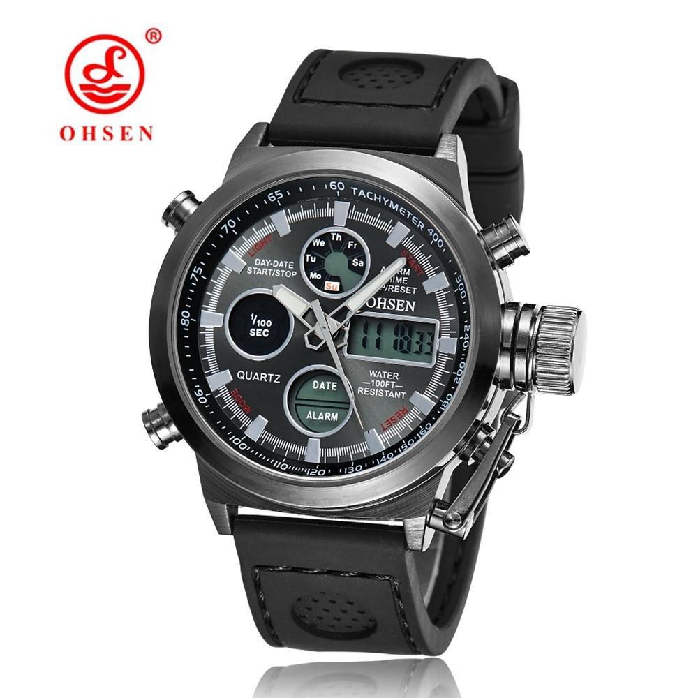 Watches OHSEN  b36605ed0e