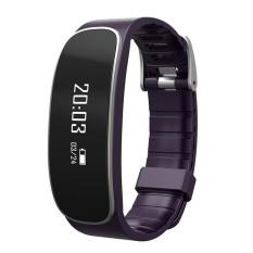 Hot Selling H29 Sport Kebugaran Gelang Pintar Rechargable Bluetooth Aktivitas Kebugaran Pelacak Cicret Gelang Monitor Denyut Jantung-Intl