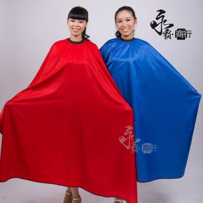 Toko Hotsale Salon Barber Gown Cape Hairdressing Hairdresser Hair Cutting Waterproof Clothᆪᄄ1Pcᆪᄅ Acak Warna Intl Oem Hong Kong Sar Tiongkok